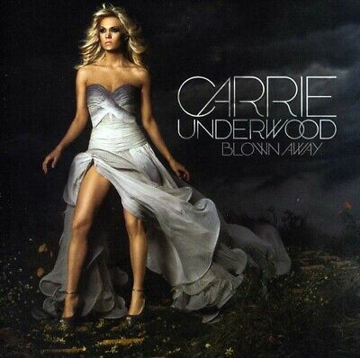 Carrie Underwood - Blown Away - Like New,Free Ship Usa