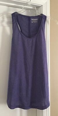 cf7cce7c3fbaa LAYER 8 WOMENS performance tank top - PURPLE - size medium