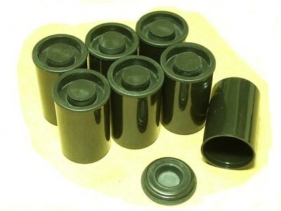 1,000 Black Fuji Film Canisters Cannisters Containers. BRAND NEW. FREE SHIPPING.