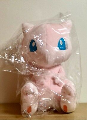 Mew plush doll Pokemon Fukubukuro 2019 12in pikapika bag NEW from Japan F/S