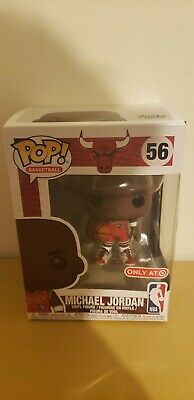 Funko Pop! Michael Jordan Target Exclusive #23 Bulls NBA IN HAND 2