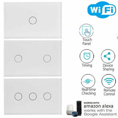 Approved Smart ZigBee Light Switch or Dimmer Power Point Google Home Alexa AU