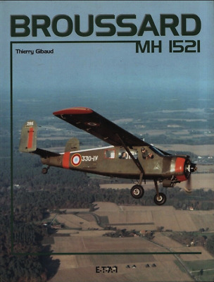 BROUSSARD MH 1521 - Thierry Gibaud -   E.T.A.I. -   Aviation neuf sous blister!!