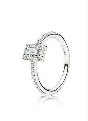 b8a579cf2 Pandora Luminous Ice Ring 197541CZ S925 ALE Size 54 With Pandora Gift Pouch