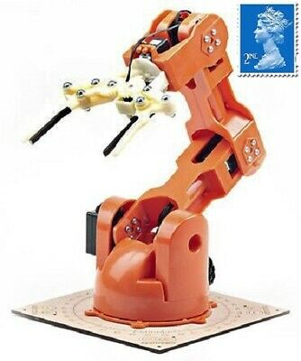 Arduino T05000 TinkerKit Braccio Robotic Arm UK Seller