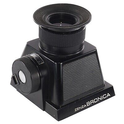 Zenza Bronica CdS ME Prism Finder S Manual Exposure for SQ SQ-A SQ-Ai SQ-Am
