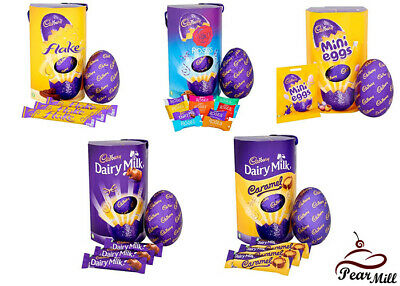 Cadbury Easter Eggs Selection Chocolate 🐣For Sharing, Gift, Family & Present🐣