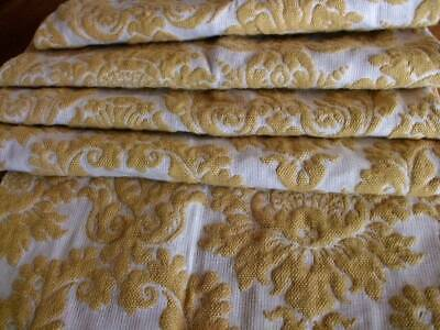 "Quality  Heavy Woven Linen Upholstery Fabric 97""( 246cm)"