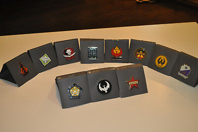 CS:GO Genuine Pins Series 2 FULL SET Physical Pins only