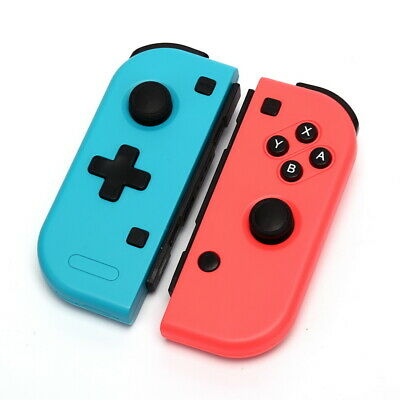 Left & Right Joy-Con Switch Pro Wireless Game Controllers Gamepad for Switch B$C