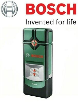 Bosch Truvo Multi-Detector (To Detect: Live Wires & Metals in Walls B4 Drilling)