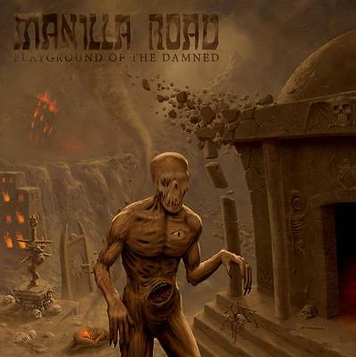 Manilla Road–Playground The Damned Warlord,Jag Panzer,Brocas Helm,Cirith Ungol