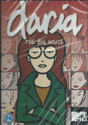 Daria : The Big House [DVD] **Brand New and Factory Sealed** FREE UK DELIVERY !!