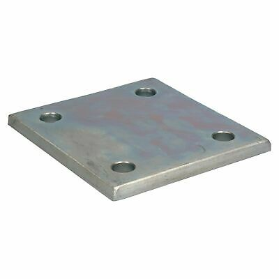 "Tow Bar / Ball Drop Raise Plate 4"" Towing Trailer Height Adjuster"