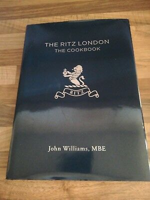 The Ritz London The Cookbook