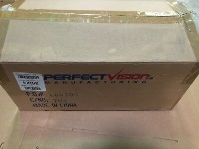 Perfect Vision PVMR-125 Headend Modulator rack with power supply