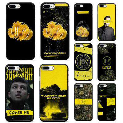 TWENTY ONE PILOTS Fake You Out Phone Case For iPhone X R S 8