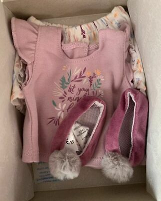 American Girl Blaire Wilson Pajamas P.J'S  New In Box DOLL NOT INCLUDED!!!