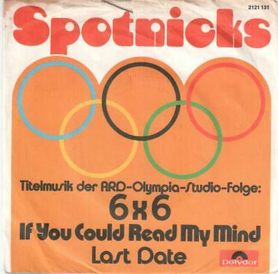 """<4205-39> 7"""" Single: Spotnicks - If You Could Read My Mind"""