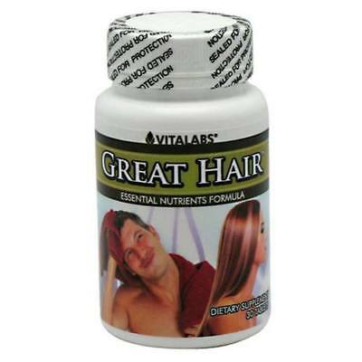 3x Hair Growth Tablets Thicker Strong Hair Thinning Pills Prevents Baldness 30s