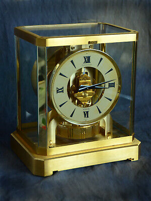 ATMOS vintage carriage clock by Jaeger LeCoultre Excellent condition & serviced