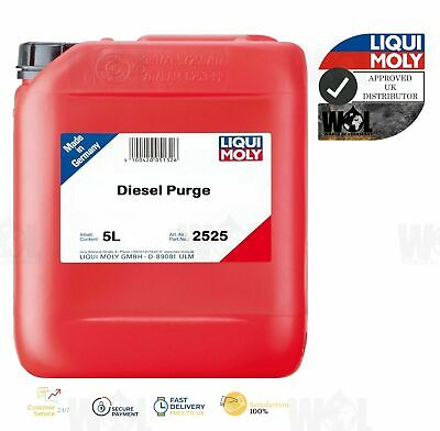 Liqui Moly Diesel Engine Purge 5 L Made in Germany 2525 1 UNIT