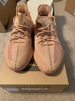 69964daf57c ADIDAS YEEZY BOOST 350 V2 Clay Size 9 In Hand DS Brand New -  415.00 ...