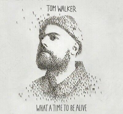 TOM WALKER - What A Time To Be Alive BRAND NEW CD