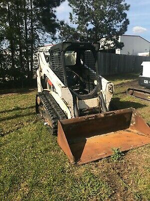2013 BOBCAT T590 Compact Track Loader - New Tracks, 1980 Hours!