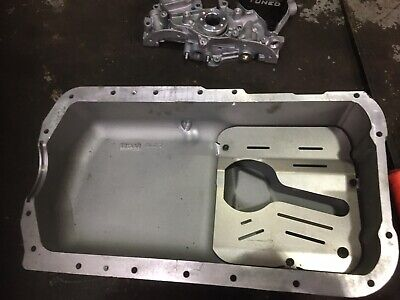 H22 Ks Tuned H2b Sump And Baffle Kit