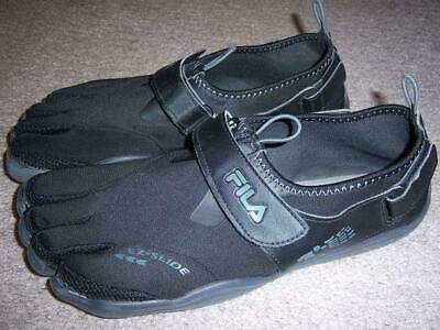 f6990ad0d8f MEN'S FILA SPORT Black Skele-toes Running Shoes Size 11 M - $18.99 ...