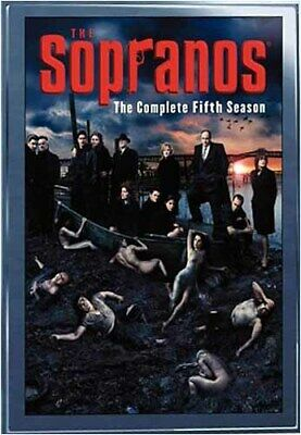 The Sopranos - The Complete Season 5 (Boxset) (Dvd)