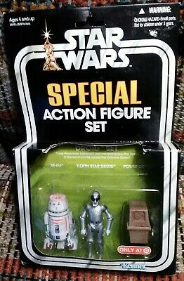 c6b2859e39d3 Star Wars Target Exclusive Vintage Collection Droids Special 3 Figure Set  New