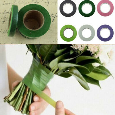 Stem Corsages Tape Buttonhole Artificial Flower Three roll Florist Floral New
