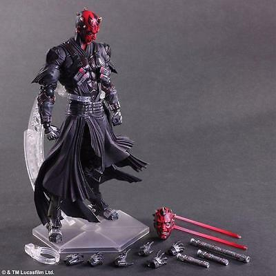 PLAY ARTS change pa Star Wars Darth Maul Moore