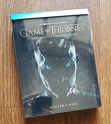 /522 Game of Thrones: Complete Seventh Season 7 Blu-ray w/ Slipbox & J-Card