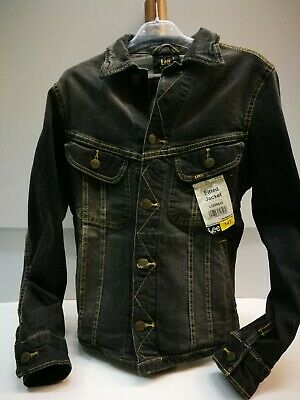 Giubbino Jeans bambina / bambino lee  strecht slim fit fitted jacket  #70555