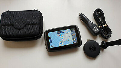 TomTom VIA 135 M LATEST,LIFETIME UK & IRELAND MAP AUTOMOTIVE GPS RECEIVER