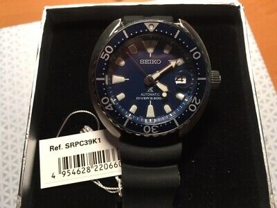 Watch Turtle Seiko 200m Srpc23j1 Prospex Mens New Automatic Divers odBeWCxr