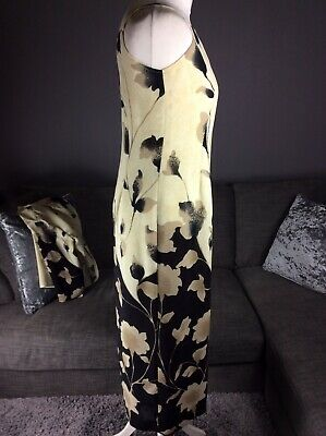 Christian - Marry Floral Mother Of The Bride 2 Piece Outfit Dress Jacket Uk 10