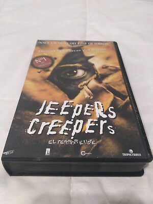 Jeepers Creepers Vhs Tripictures
