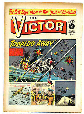 The Victor 184 (August 29, 1964) high grade copy