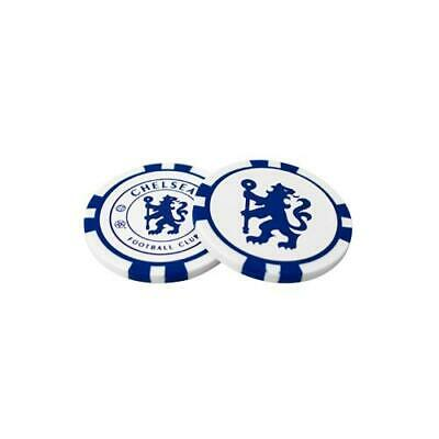 Chelsea F.C. Poker Chip Ball Markers