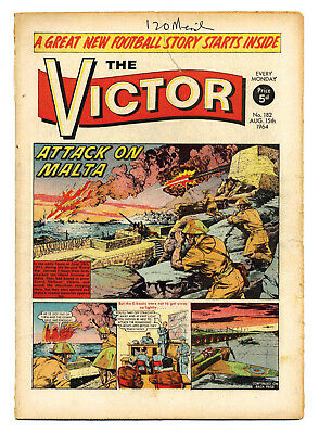 The Victor 182 (August 15, 1964) near high grade copy