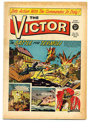 The Victor 181 (August 8, 1964) high grade copy