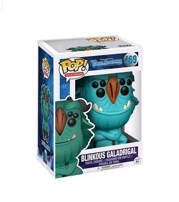 POP! Troll Hunters - Blinkous Galadrigal #469 by Funko Brand New In Box