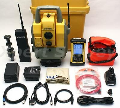 "Trimble 5603 3"" DR200+ 2.4 GHz Robotic Total Station w/ Nomad 900L & GeoRadio"