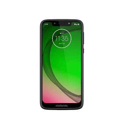 moto g7 play by motorola 32GB GSM/CDMA factory unlocked smartphone deep indigo