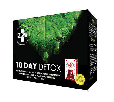 Rescue Detox - 10 Day Detox Kit