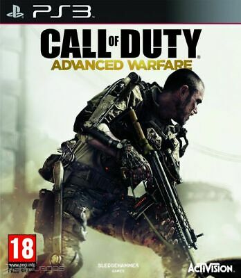 CALL OF DUTY ADVANCED WARFARE Ps3 (Lee antes de comprar)